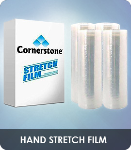 Hand stretch film