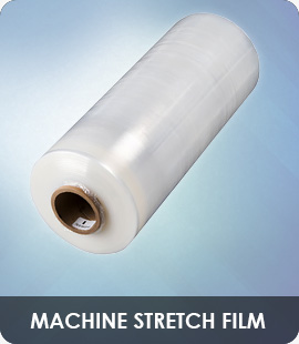 Machine stretch film